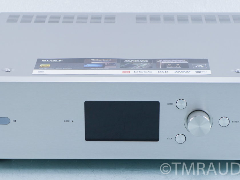 Sony HAP-Z1ES High-Resolution Audio HDD player Serial No: 88010799 (9644)