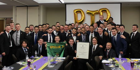 Epsilon Pi Chapter Installed at the University of South Florida