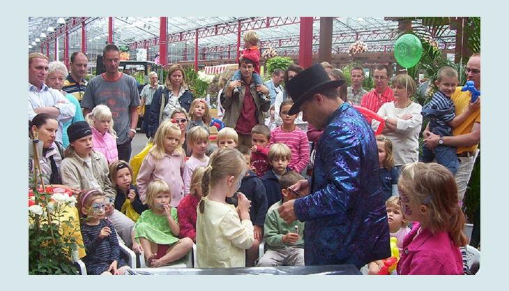 zauberer minimax zaubertrick für kinder