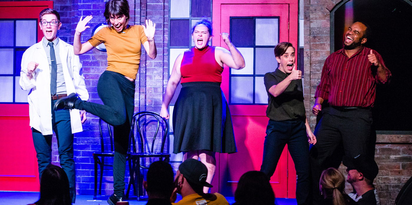 The Second City at the Shubert Theatre