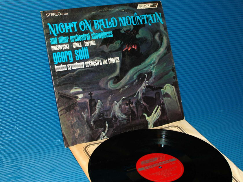 "MOUSSORGSKY/Solti -  - ""Night On Bald Monutain"" - London 1967"