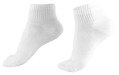 Mini-Crew Length TruSoft Socks