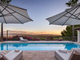 Villa for sale on the popular Balearic Island with fantastic views