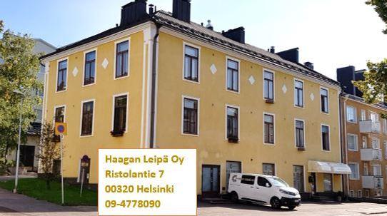 Haagan Leipä Oy, Helsinki