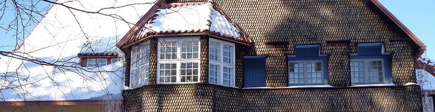 Северный модерн Хельсинки и окрестностей