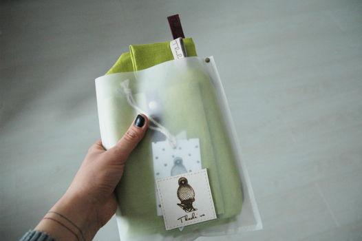 Фирменная подарочная упаковка