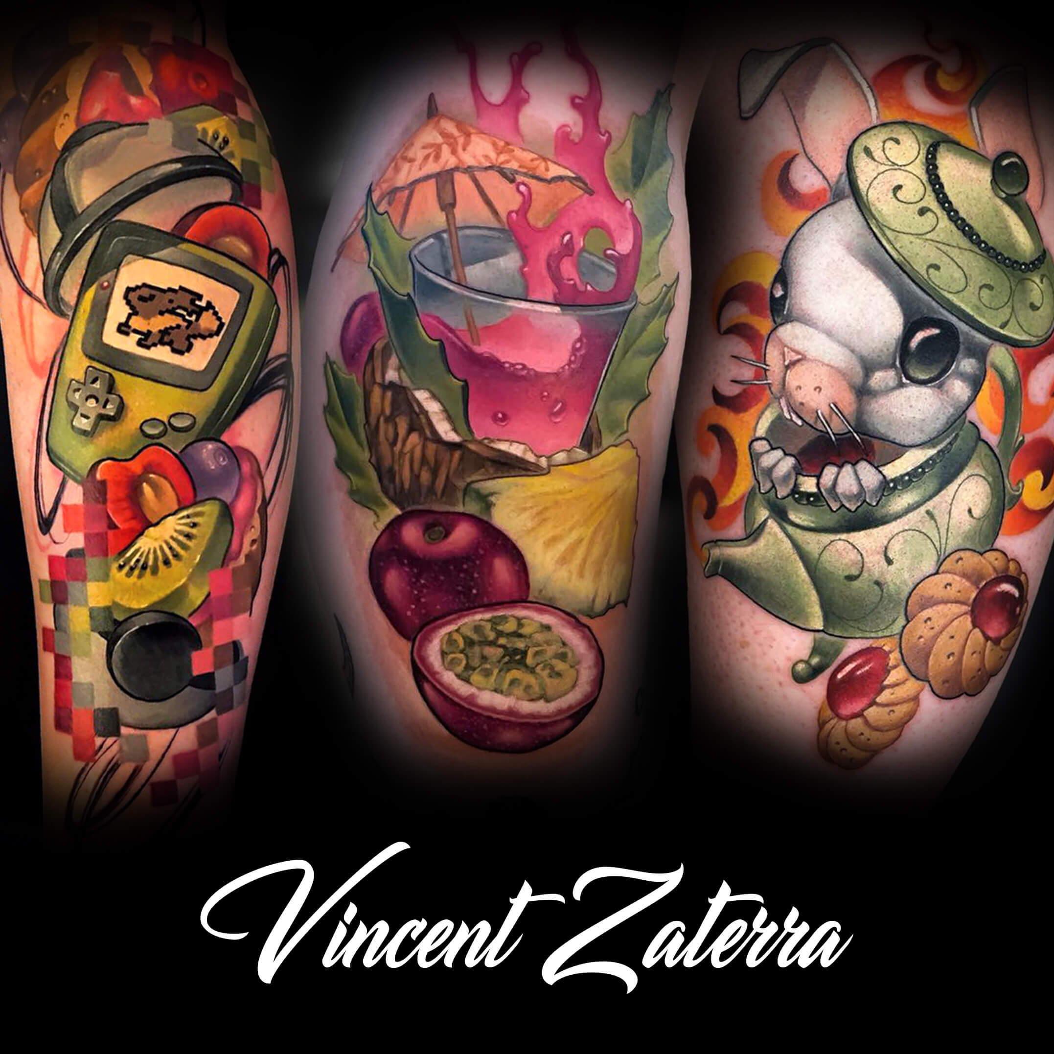 Vincent Zaterra Pro Series Set