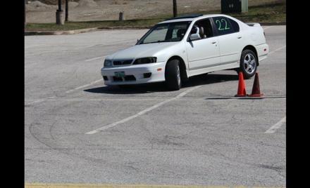 SCCV Autocross #5 2017