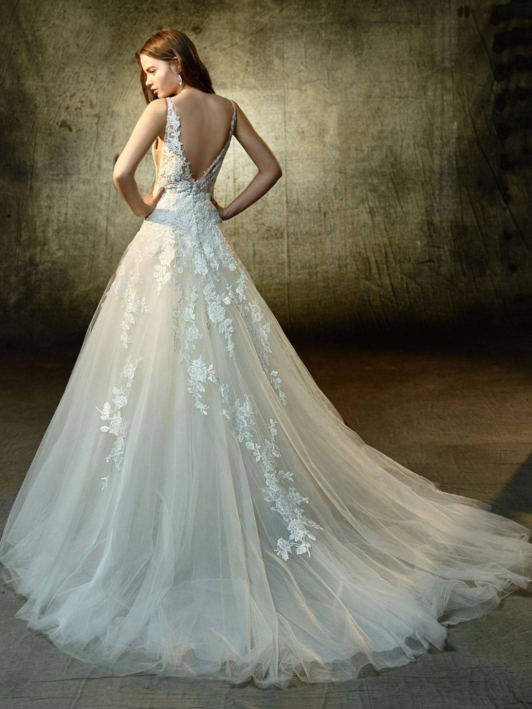 ENZOANI WEDDING DRESS NAYA