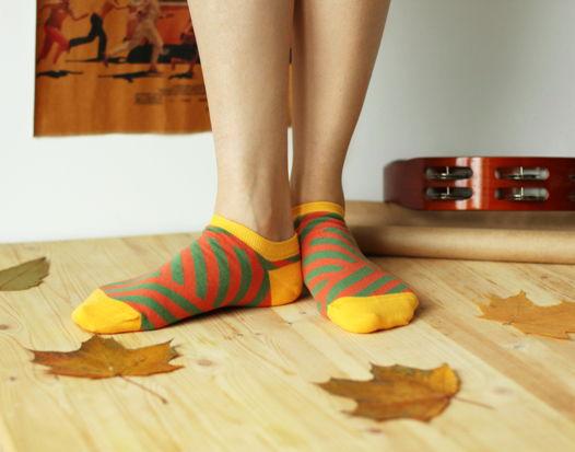 Носки Полоса/Lane короткие