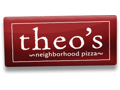 Pizza from Theo's