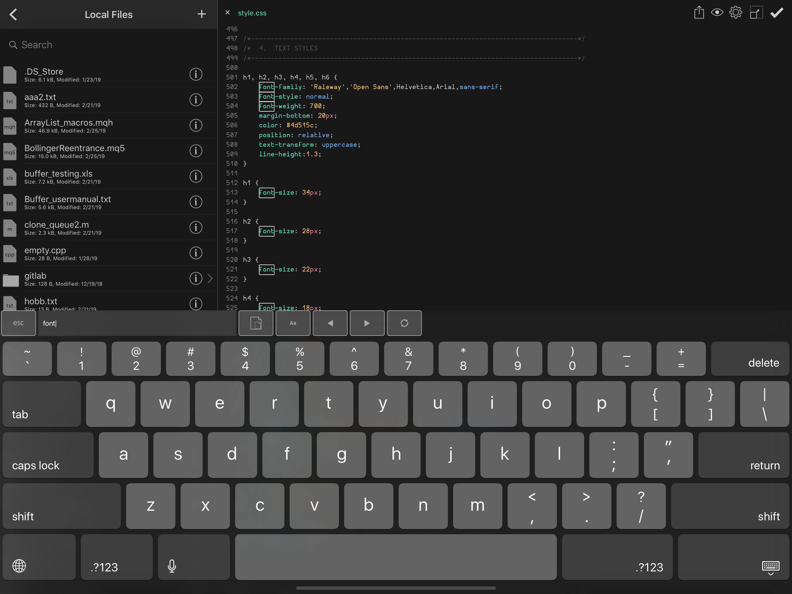 8 Best code editor for iOS as of 2019 - Slant