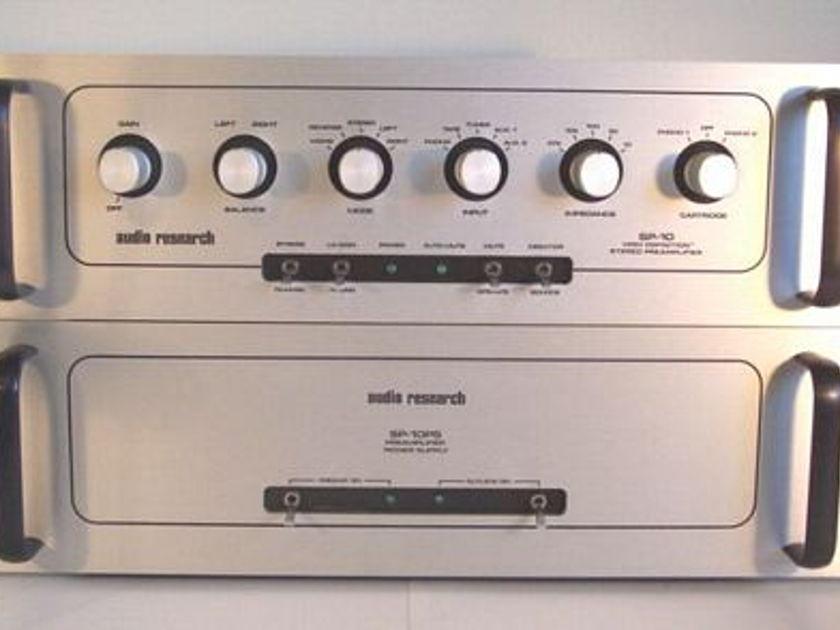 Audio Research SP10 PREAMPLIFIER