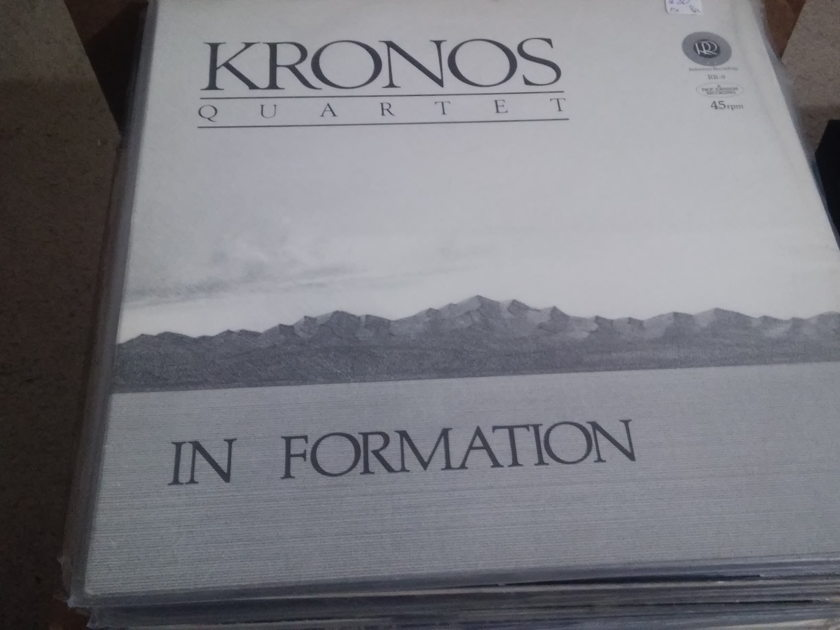 Kronos Quartet - In Formation RR-9