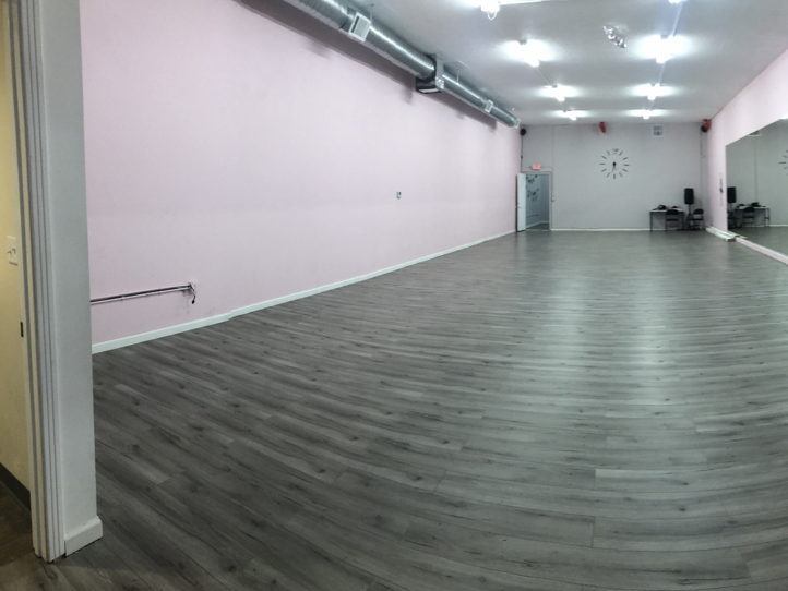 Dance Studio for rent in the heart of North Hollywood