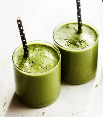 Mean Green Matcha Protein Shake
