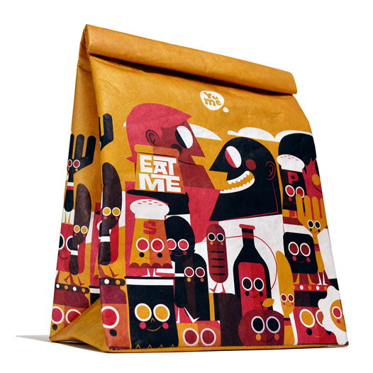 "Термо-сумка Youshi Lunch Bag ""Bistro"" от YuMe"