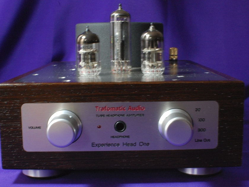 Trafomatic Experience Head One Headphone Amp
