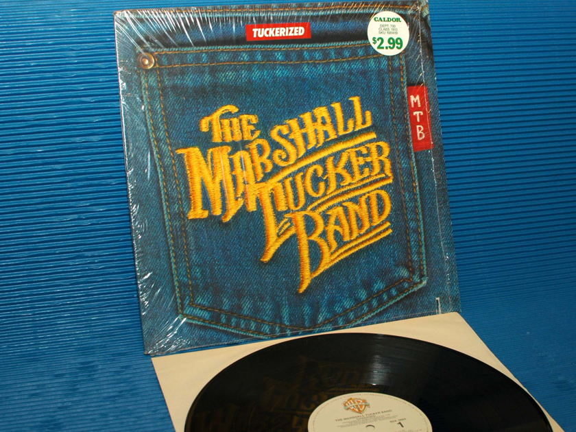 "THE MARSHALL TUCKER BAND   - "" Tuckerized"" - Warner Bros. 1982"