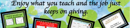 The Irish Teacher's Resources