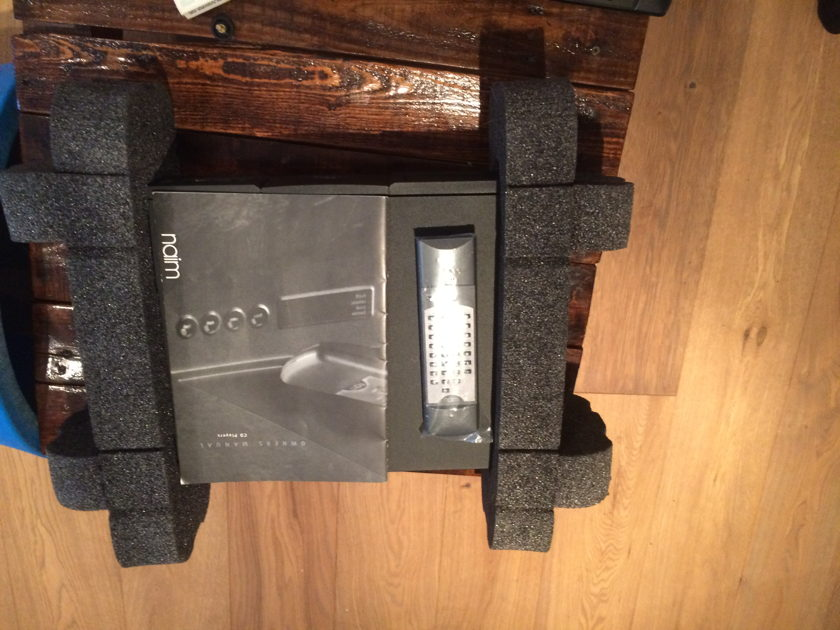Naim Audio Cd5 Cd5- excellent condition