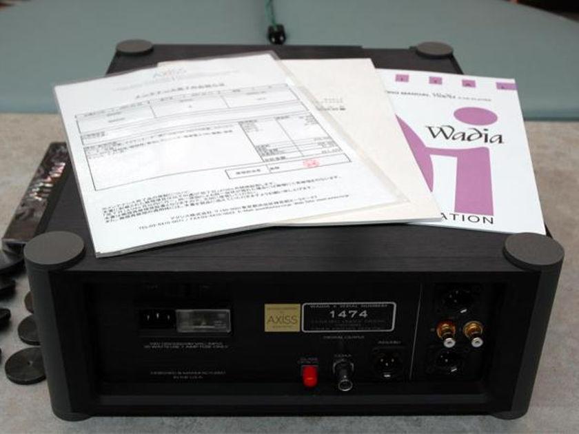 Wadia  6 cd player