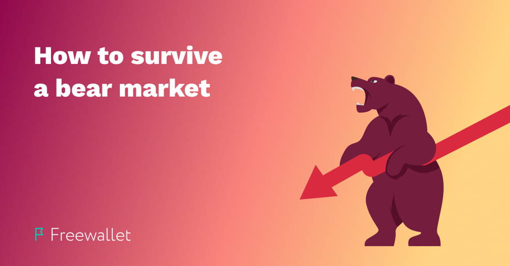 How to survive a bear market and crypto crash