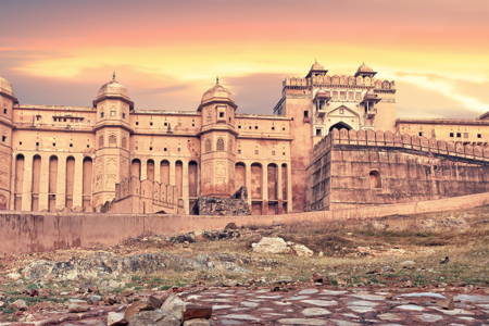 In the Footsteps of the Maharajahs