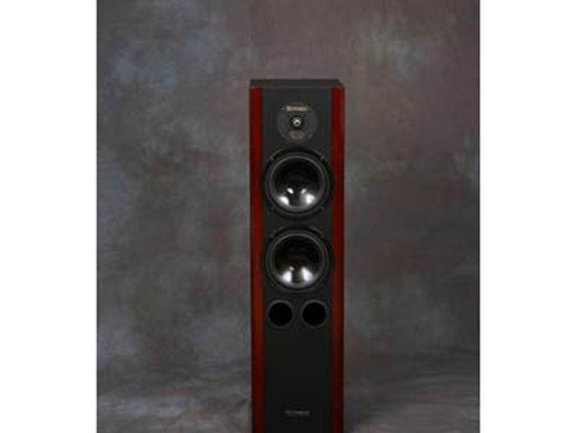 Kirksaeter Silverline 120 towers at  www.audioforce.biz