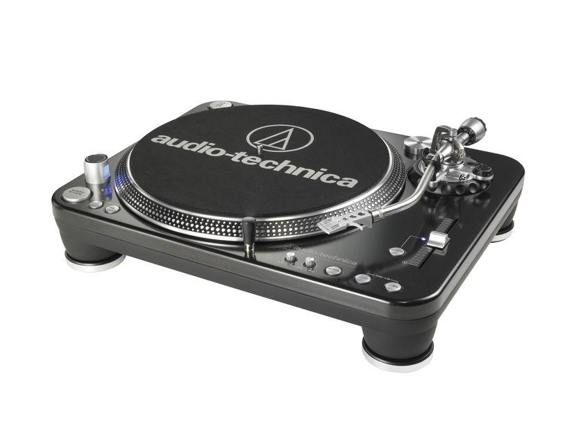 Audio Technica AT-lp1240 usb Blk