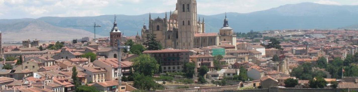 Сеговия — великолепный город Кастильи