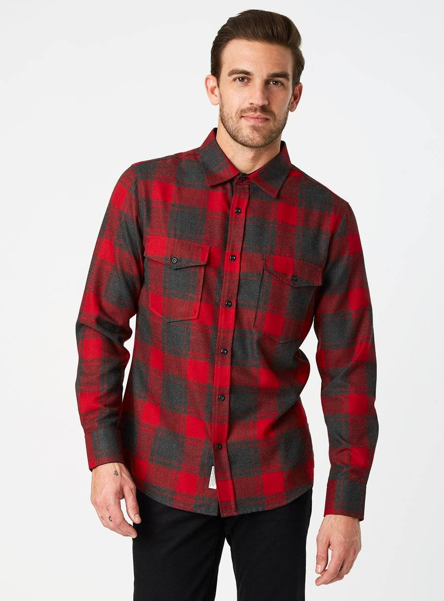 Ren Long Sleeve Flannel