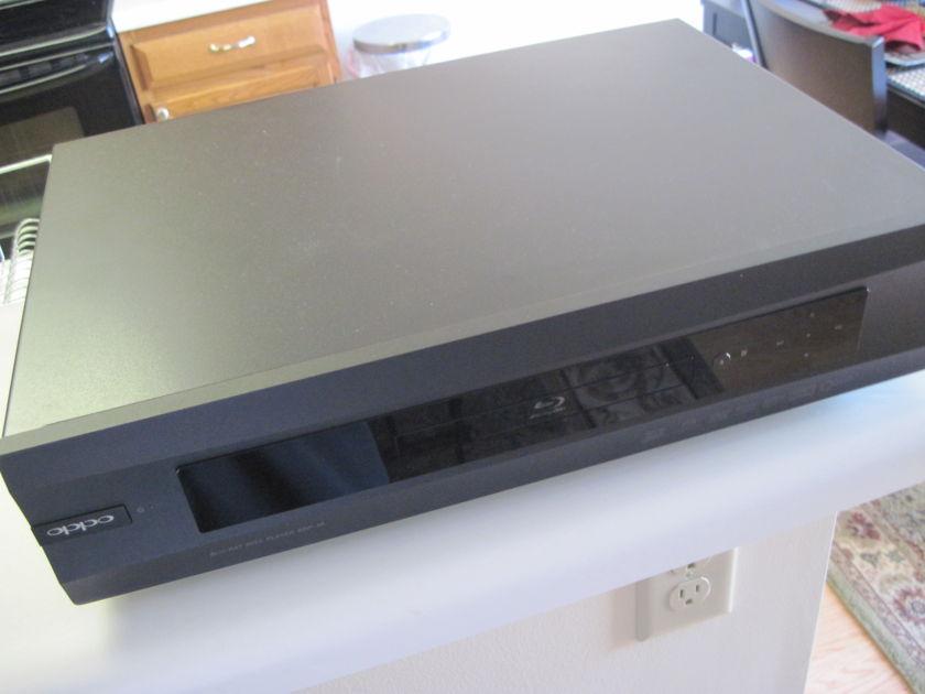 Oppo  BDP-95  CD/DVD player