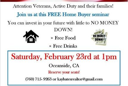 VA Home buyer Seminar