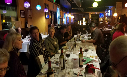 2017 NWARC Holiday Party - Festa di Amici
