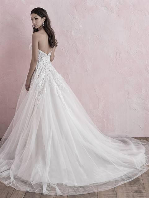 ALLURE 4941 WEDDING DRESS