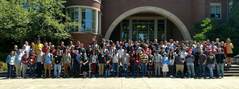 First Hand Experiences of the Oregon Programming Languages Summer School