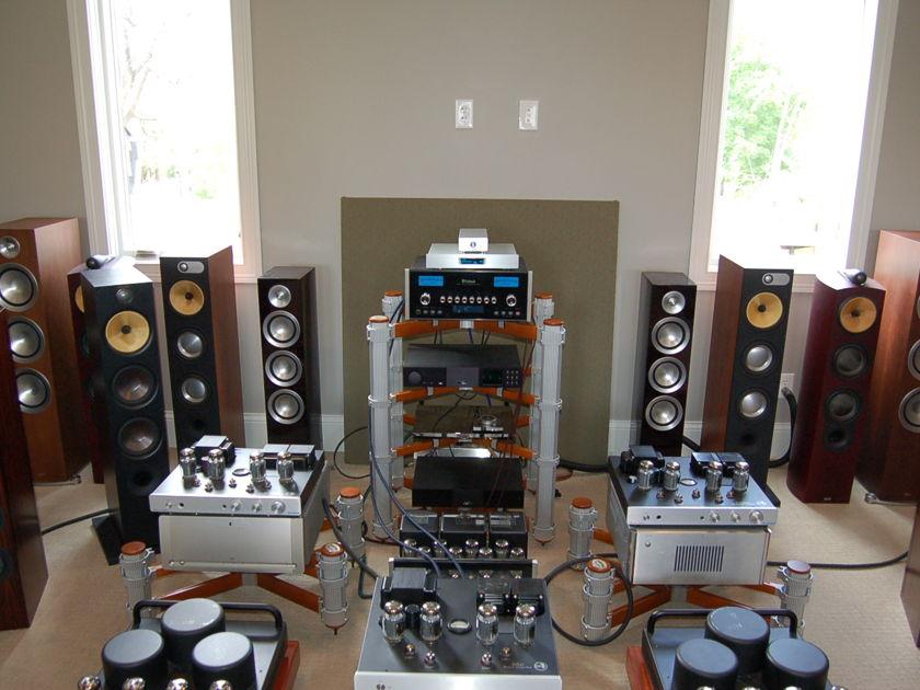 McIntosh C50 Stereo Preamplifier