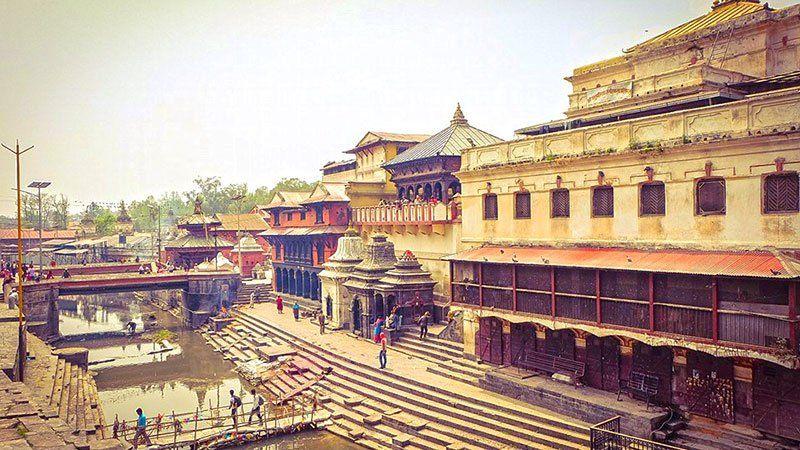 Pashupatinath, Kathmandu, Nepal