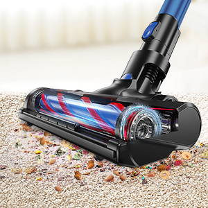 APOSEN Cordless Vacuum Cleaner H251 with high-performance electric brush