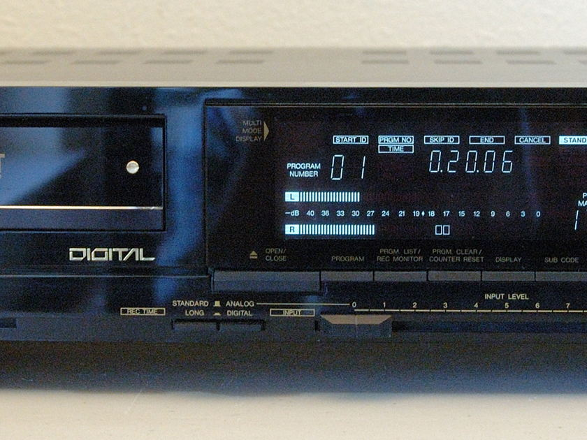 NEC KD-1000 DAT Deck In Excellent Condition