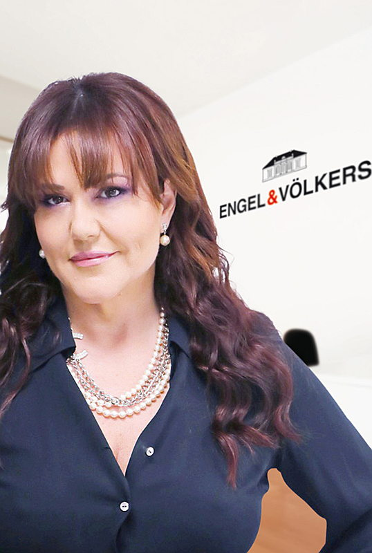 Vilamoura / Algarve - Natalie Leontaraki is Managing Director of the Engel & Völkers Market Center in Athens. (Image source: Engel & Völkers Market Center Athens)