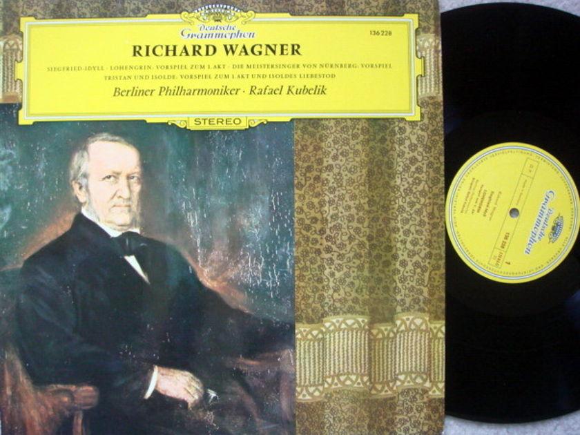 DG / KUBELIK-BPO, - Wagner Preludes, NM!