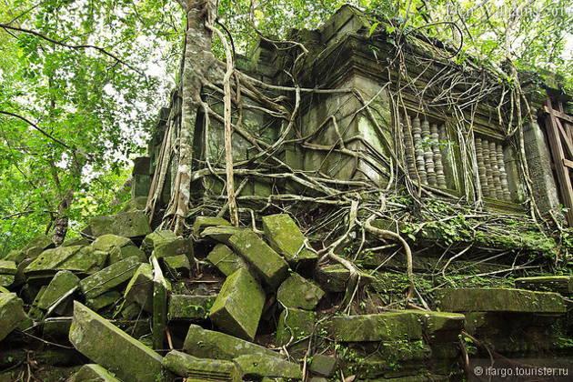 Ангкор + Кокер + Бенг Меалеа + Преа Вихеа (SR.3.5)Стоимость программы: от144$