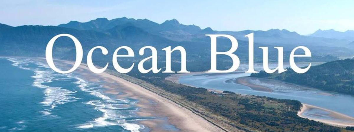 Ocean Blue Project banner