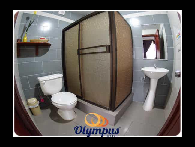 Hotel Olympus-Montañita