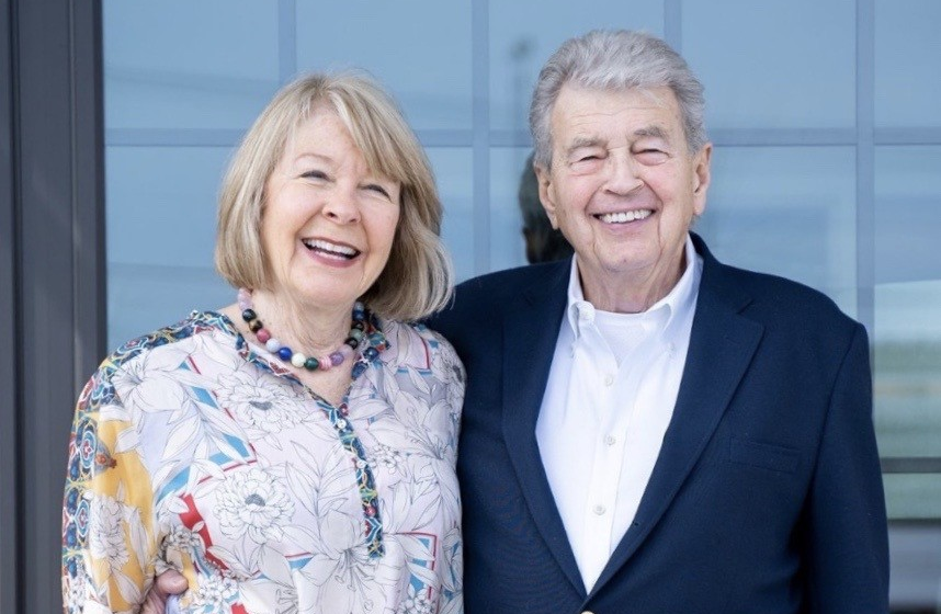 Franchise Owners Mike and Joyce Konrad