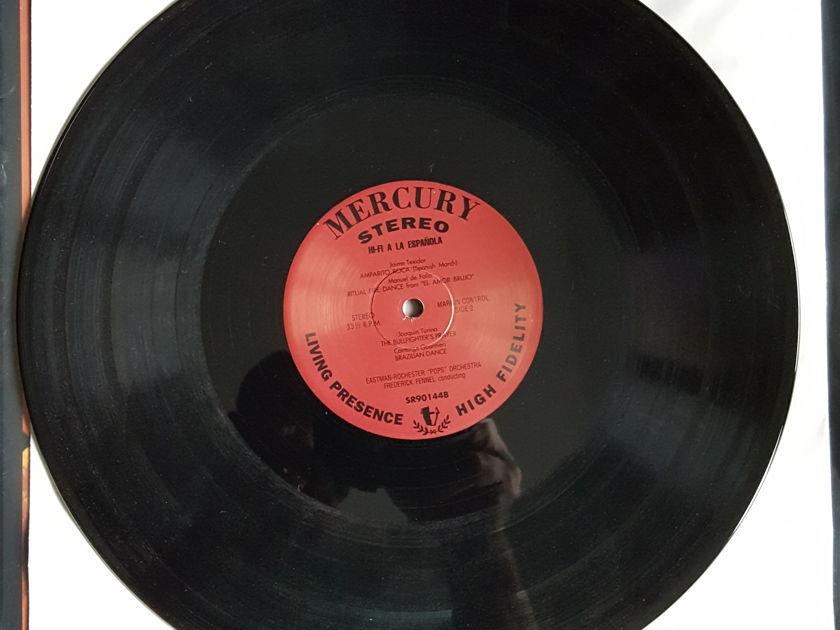 HARRY PEARSONS PRIVATE COLLECTION  - HI-FI A LA ESPANOLA MERCURY SR90144 180G *CLASSIC RECORDS * TAS SUPER DISC ALUMNI!!! MAKE AN OFFER!!!