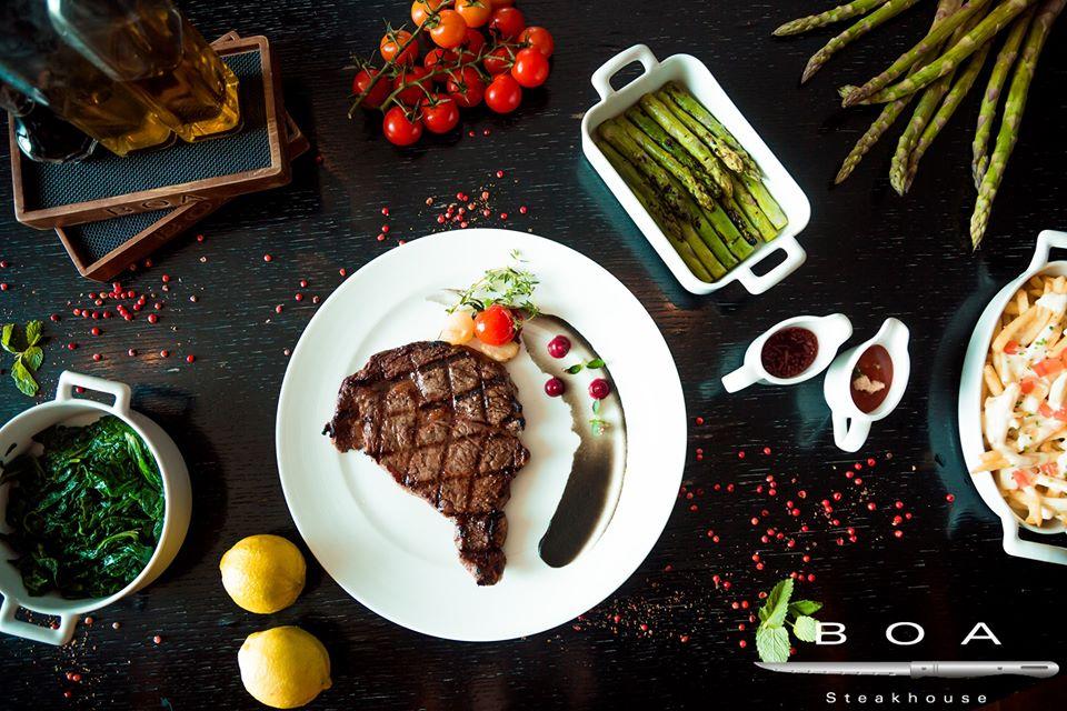 BOA Steakhouse image