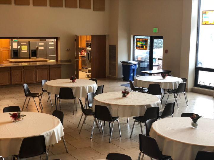Faith Community Center - Fellowship Hall/Kitchen